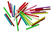 plastic lollipop sticks
