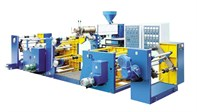 film spraying and compounding machine