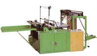 High speed automatic and electronic bags sealing and cutting machine