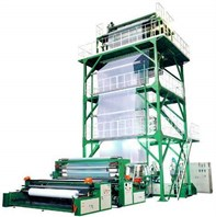 Plastic Film Inflation Machines II