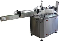 Round Bottles Labeling Machine