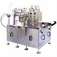 automatic filling & silling machine
