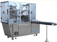 Three dimension clear films packaging machine