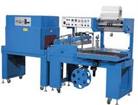 Lbar seal&shrink machine
