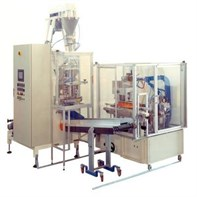 Automatic cofee filling machine into vacumed bags
