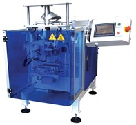 Nuts And Crackers Volumetric Filling & Packaging Machine