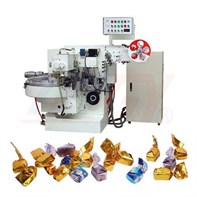 single twist wrapping machine
