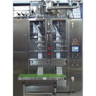 Aseptic Pouch Forming, Filling ,Sealing Machine For Juice And Milk