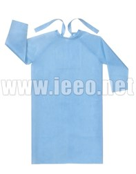 Nonwoven Patient Gown