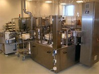 Cosmetics Filling Line with Cartoning