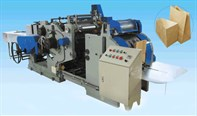 Automatic High-Speed Paper Bag Handlers Making Machine