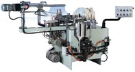Hanger paper wrapping machine