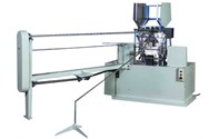 Hanger paper pipe wrapping machine