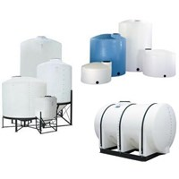 Rotary Molded Plastic Water Tanks Production Line